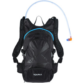 SOURCE Air Fuse Nesteytysreppu 3+9l, black